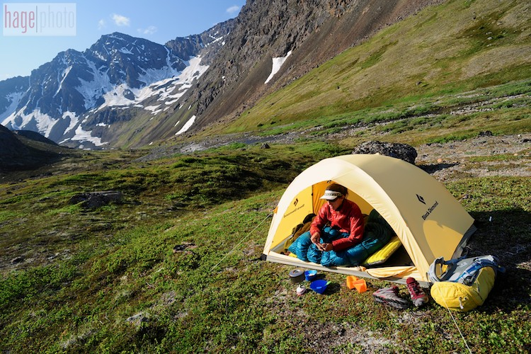Categories Equipment & Gear We Use: Black Diamond HiLight Tent | HageLife | Travels ...