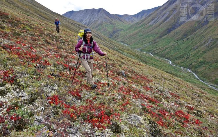 Wrangell - St Elias National Park, Alaska August 2013.
