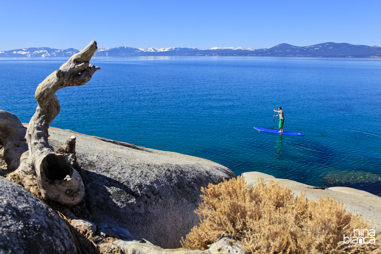 Lake Tahoe is the place I call home.  A true adventurer's paradise.  Lake Tahoe, Nevada