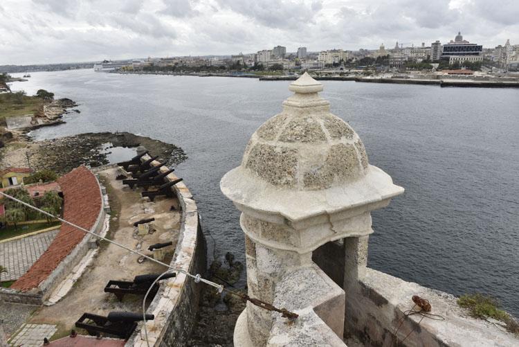 Castillo de los Tres Santos Reyes Magnos del Morro, Havana, Cuba January 2019